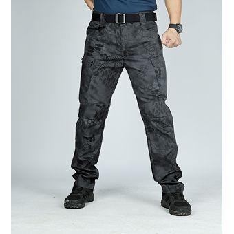 Pantalones Tacticos Al Aire Libre Ix7 X9 Para Hombre Uniforme De Entrenamiento A Cuadros Pantalones De Combate 511 Pantalones Multibolsillos Pantalones Deportivos Casuales Xyx X7 Black Python Linio Peru Ge582fa19n4svlpe