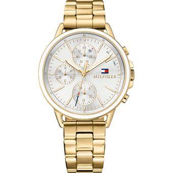 556e27971109 Compra Reloj Tommy Hilfiger 1781786 Dorado Mujer online