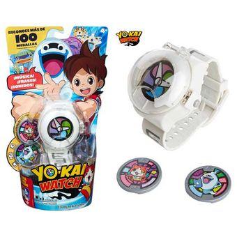 5a00bdf50 Compra Yo-kai Watch Reloj Serie Animada Luces Y Sonido online ...