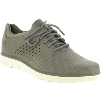 Oxford Bradstreet Hombre Timberland Zapatos Fl Casuales Para Gris 7fy6Ygbv
