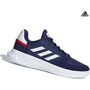41d4699b Zapatilla Adidas Fusion Flow Para Hombre - Azul
