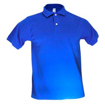 Compra Camiseta Para Hombre Tipo Polo Talla M - Azul Oscuro online ... 957ed23339e39