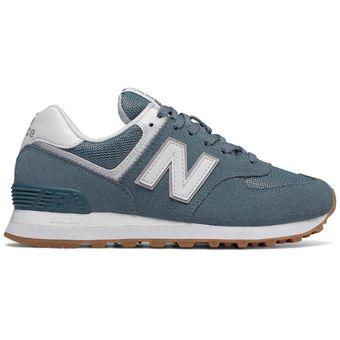 zapatillas de mujer new balance azul
