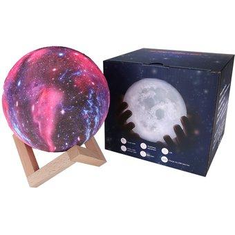 Lámpara de luna Lámpara de noche Generico 3 Color/16 Color