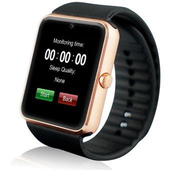Smartwatch Gt08 Dorado + Lapiz Tactil