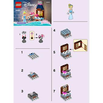 Compra LEGO 30551 COCINA DE CENICIENTA online  8244339aa2a1