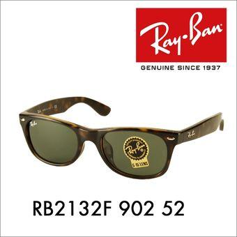 8a4b314119 Compra Lentes De Sol Ray Ban New Wayfarer RB2132 902 Black Tortoise ...