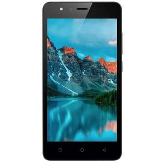Neffos C5a, Smartphone, 1GB RAM+ 8GB ROM Cámara 5mp/2mp, Gris Oscuro