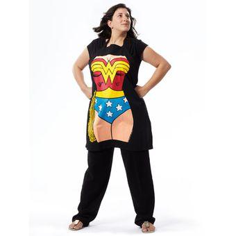 dab7440df610 Agotado DC Comics - Mandil De Cocina Wonderwoman Mujer Maravilla -  Multicolor