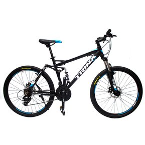 Bicicleta Montañera Aro 26 Doble Suspension e49a8bc4464