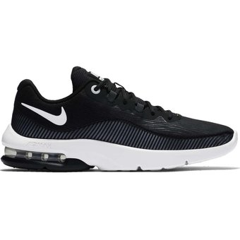 Tenis Training Mujer Nike AIR Max Advantage 2 Negro