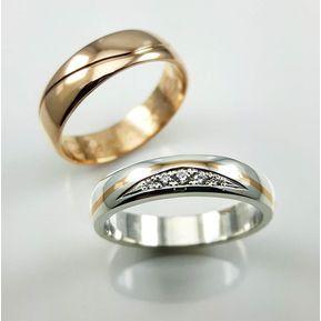d615f4e19bb16 Argollas Matrimonio Compromiso Danna Oro El Señor De Los Anillos