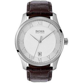 80494a540e6b Reloj Análogo Marca Hugo Boss Modelo  1513586 Color Plata Para Caballero