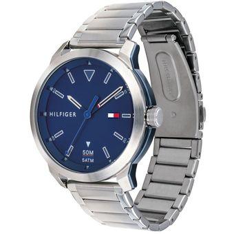 176616ff09ba Compra Reloj Tommy Hilfiger 1791620 Plateado Hombre online