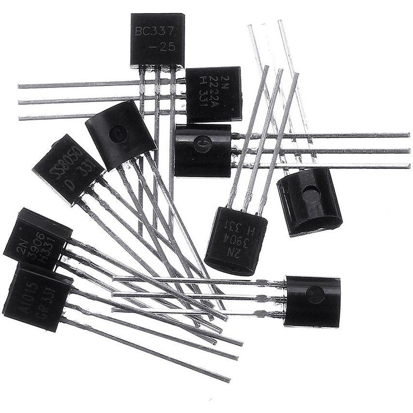 5x transistor bc327 25 Cassio PNP Bipolare 45v 625mw 800ma to 92