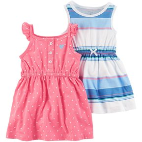 771dc18bbc Compra Vestidos para todos los días para Bebés Niñas Carter s en ...