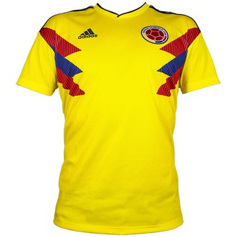 ee9ffb24f8529 Compra Jersey Local Selección Colombia Rusia 2018 - Hombre online ...