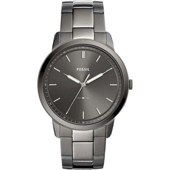 276435efa928 Compra Fossil - Reloj FS5459 The Minimalist Three-Hand Smoke Para ...