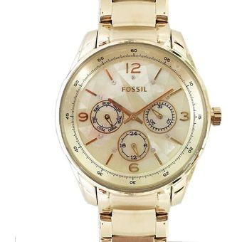 731d1630fea9 Compra Reloj Fossil BQ3101 Analógico Mujer - Dorado online