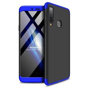 300556d1e5a55 Compra Funda De 3-en-1 360 Para Samsung Galaxy A9 2018-Negro Azul ...