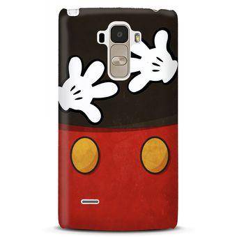 8ecedf65fce28 Compra Carcasa para LG G4 Stylus Mickey Mouse Minimalista online ...