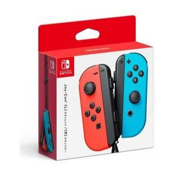 Controles Joy Con L y R Para Nintendo Switch-Rojo y Azul