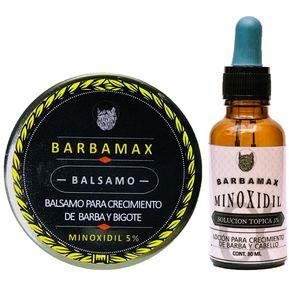 KIT BALSAMO + LOCION MINOXIDIL 5% EXTRA FUERTE TRATAMIENTO 2 MESES b52b9347f11c