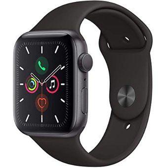 Apple Watch Series 5 40mm con Correa Deportiva-Negro