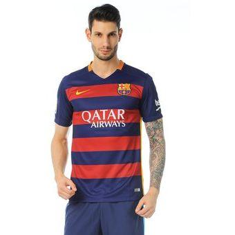 2e1c498bda Agotado Camiseta Hombre Nike Barcelona FC Home Stadium 2016-Multicolor