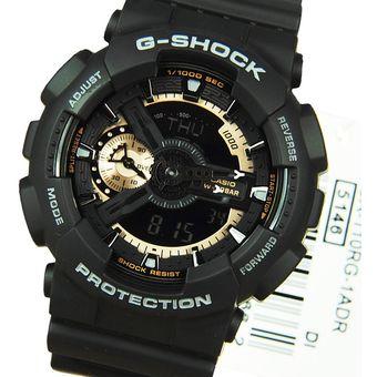 30d5abf53caf Reloj Casio G-Shock GA-110RG-1A Analógico Digital Hombre - Negro