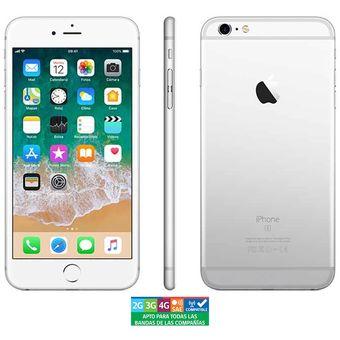 3b9e0d202c2 Compra Apple iPhone 6s Plus 64GB Plata Grado B online   Linio Chile