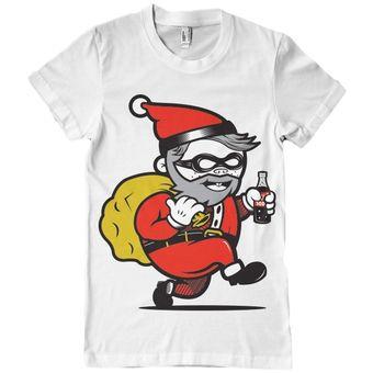 b13106633f585 Compra Playera Santa Claus Acid Soda para Dama online