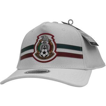 Compra Gorra Adidas México Away 2018 Unisex Unitalla - Blanco online ... cea4f20bd65