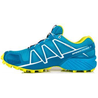 Running Tenis Speedcross Azullima 4 Salomon Hombre Trail n0wP8OkX