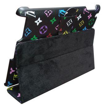 1ccf00cf14fff Funda smart cover diseño louis vuitton multicolore para ipad 2