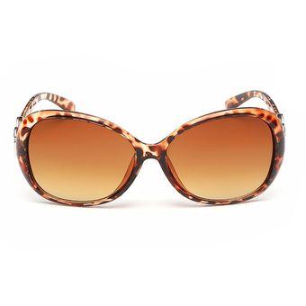 Clásico Grande Marco Gafas De Sol Mujer Ocio Ojo Los Anteojos Con Gradiente  Lentes -Leopardo 2b1062ca1d