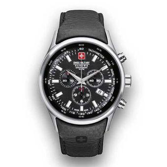004eb7709be1 Compra Reloj Analogico Swiss Military Navalus Chronograph-Negro ...