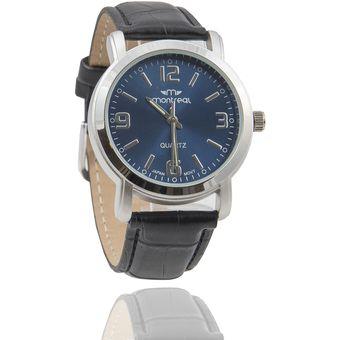 bb2d2c1da8ea Compra Reloj Montreal Hombre Md Negro Fondo Azul online