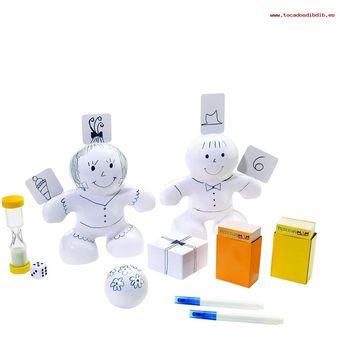 Compra Pictionary Man Mattel Juego De Mesa Drl57 Online Linio Mexico