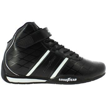 adidas goodyear zapatos negro rojo