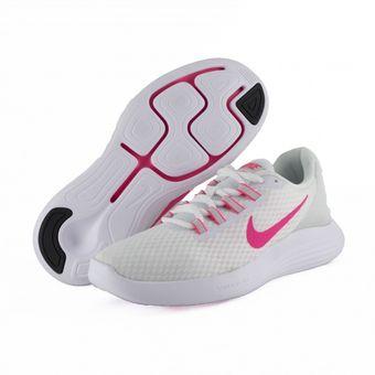 8c7f6724bd217 Compra Tenis Running Mujer Nike LunarConverge-Blanco online
