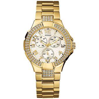 Compra Reloj Guess Dama Dorado Modelo 13537l En Acero Inoxidable ... 063f885bbbb2