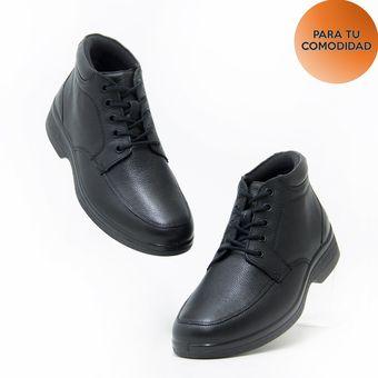 1402d612a7 Compra Botin Flexi 91606 para Caballero Comodos - Negro online ...