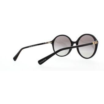 168b39d397 Compra Gafas de sol Coach HC8188B50021155 Mujer Negro online ...
