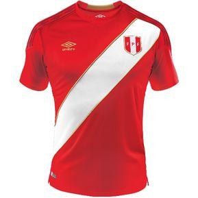 Camiseta Nacional De Peru (oficial Rusia 2018) 15b29af923903
