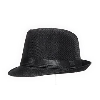 Compra Sombrero Fedora Hombre Kast Store Trilby - Negro online ... 847c12736181
