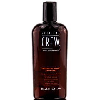 Shampoo Para Cabello Teñido Precision Blend Shampoo American Crew Men 250ml