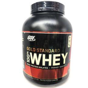 Gold Standard 100% Whey 5 Lbs Fresa Optimum Nutrition. 83fbfecf7d2