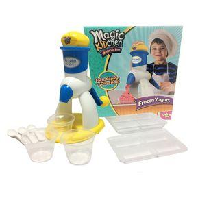 Magic Kidchen Maquina Frozen Yogurt Ref  108086 Boing Toys f8db1f05f29