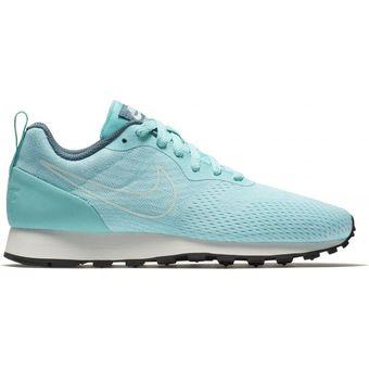 Compra Tenis Running Mujer Nike MD Runner 2 ENG Mesh-Azul online ... 3c121b7a27e43